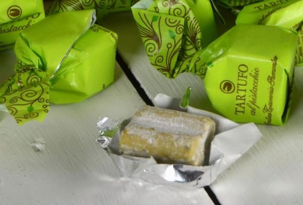 Tartufo - al pistacchio