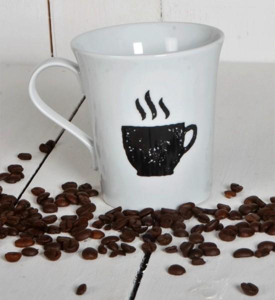 "Kaffeebecher mit Motiv ""Kaffeetasse"""