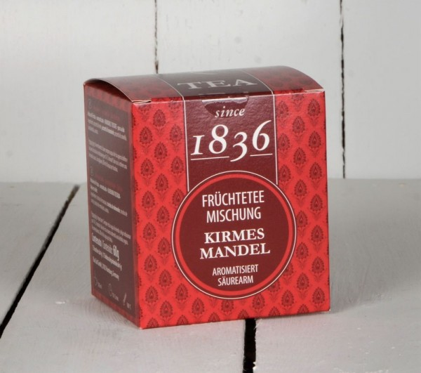since 1836 - Kirmesmandel