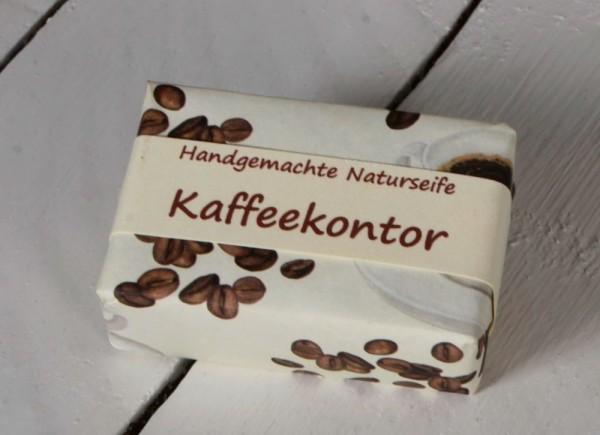Kaffeekontor-Naturseife