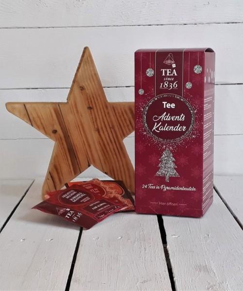 "Tee-Adventskalender ""Silberhirsch"""