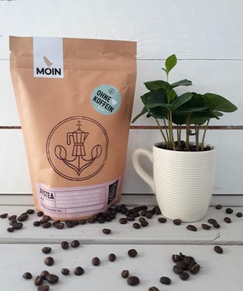Aristea ohne Koffein - Arabica aus dem kolumbianischen Kaffeeanbaugebiet Huila