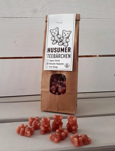 Husumer Teebärchen - Holunder Rhabarber