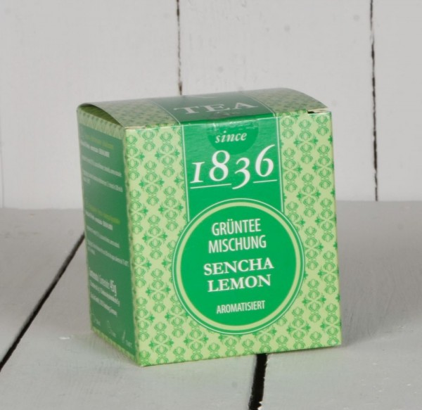 since 1836 - Sencha Lemon