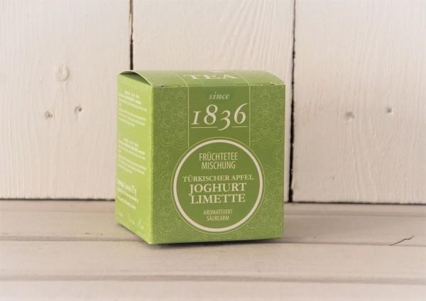 since 1836 Türkischer Apfel Joghurt-Limette