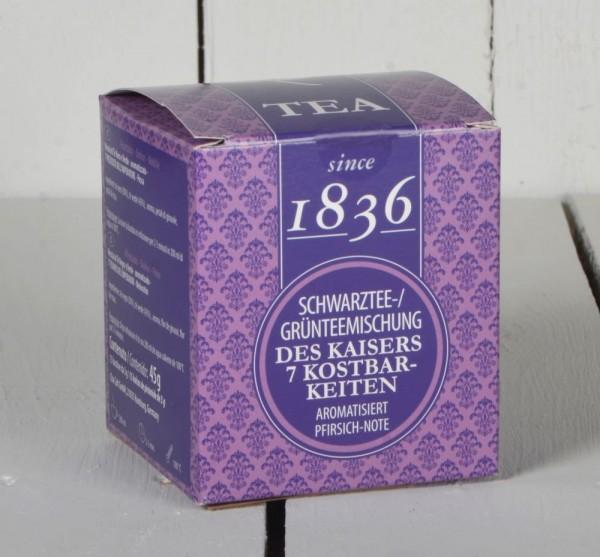 since 1836 - Kaisers 7 Kostbarkeiten