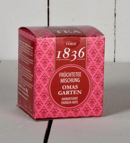 since 1836 - Omas Garten