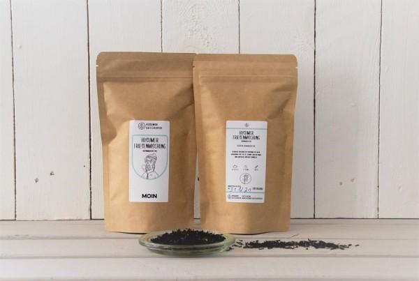 Husumer Friesenmischung - Schwarzer Tee mit kräftigem, würzigem Charakter