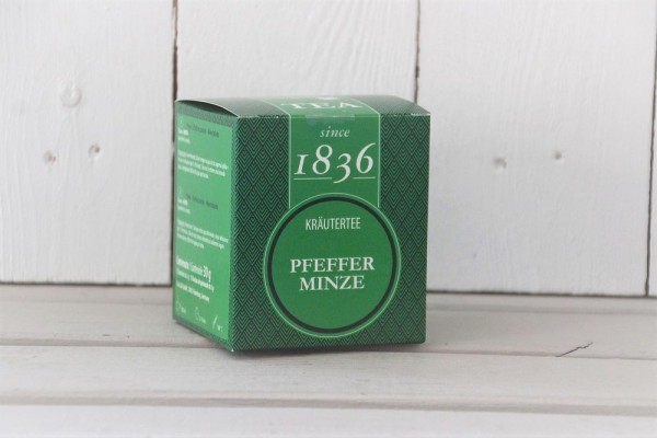 since 1836 Pfefferminze