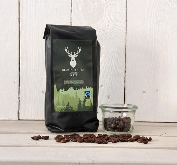 Black Forest Premium Caffè Crema