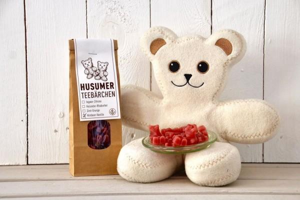 Husumer-Teebärchen Geschmacksrichtung Himbeer-Vanille