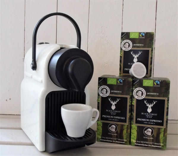 Black Forest Premium Espresso (Kapseln)